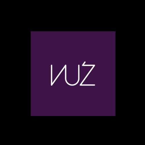 VUZ Residence logo design and identity