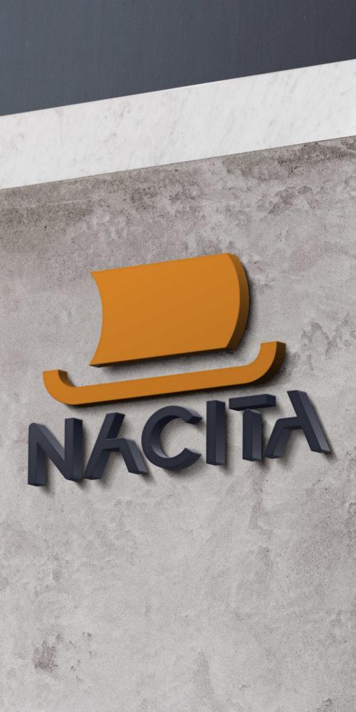 nacita-egypt-logo-automotive-logistics-logo-design-branding