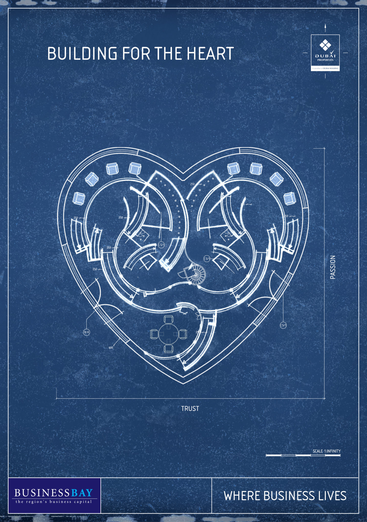 Business-Bay-Print-Campaign-Emotional-architecture-Building-for-heart
