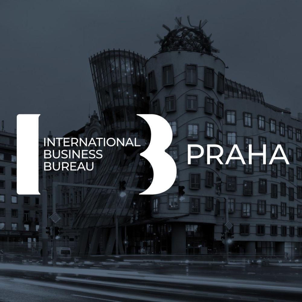 IBB Praha logo