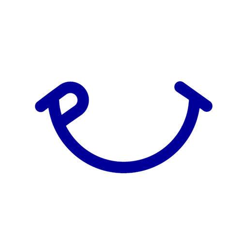 Praha na jazyku logo