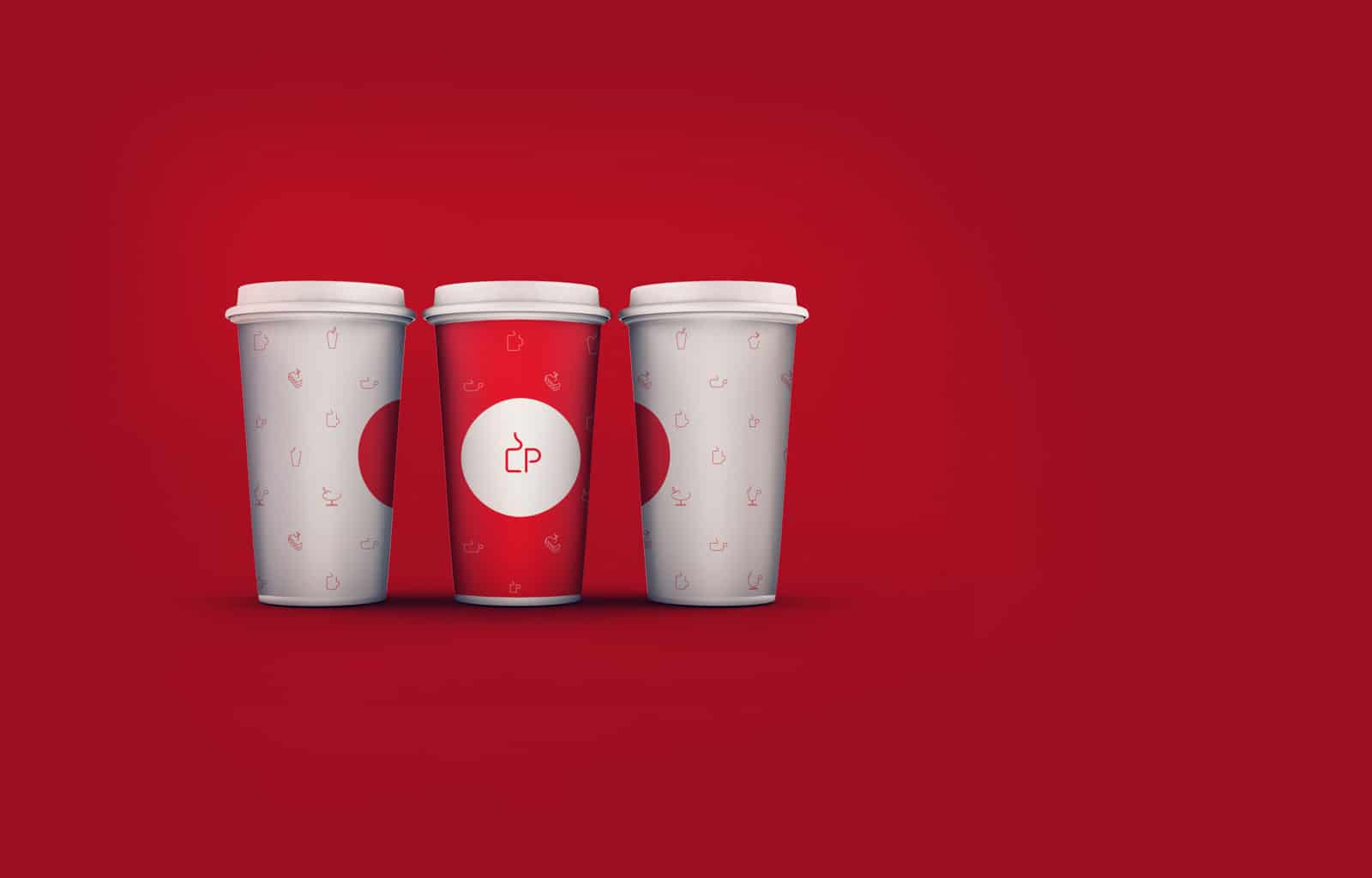 the coffee project identity